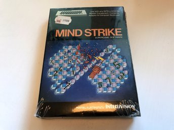 Intellivision - Mind Strike (OBRUTEN FÖRPACKNING)