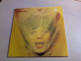 The Rolling Stones : GOATS HEAD SOUP ( UK press  )