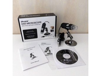 USB MICROSCOPE Photo and Video Capabilities PLEXGEAR