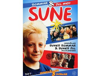 Sune / Box (3 DVD)