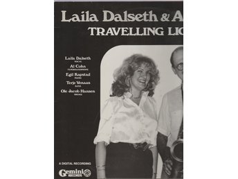 AL COHN  with Laila Dahlseth Travelinlg light     GEMINI LP54