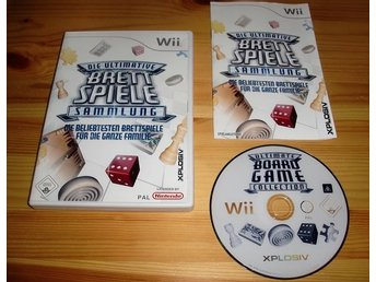 Wii: Ultimate Board Game Collection