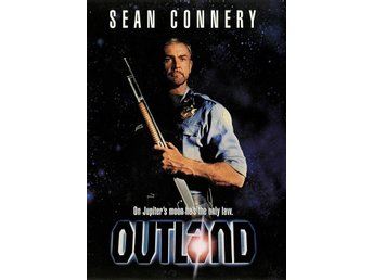 Outland '81 - Sean Connery - OOP