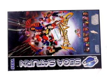 Fighting Vipers -  - PAL (EU)