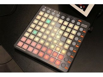 Novation Launchpad S (MED FODRAL!)