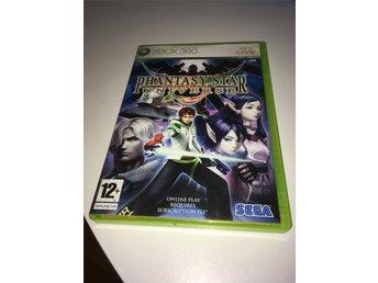 Javascript är inaktiverat. - Linköping - Phantasy Star Universe - Xbox 360 Bra begagnat skick. Skickas i posten brev. - Linköping