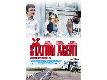 The Station Agent (Peter Dinklage, Patricia Clarkson)