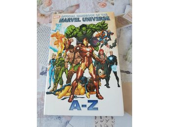 The Official Handbook of the Marvel Universe - A to Z - Vol. 5 [HC]