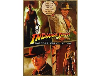 Indiana Jones / The complete collection (4 DVD)