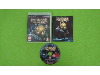Bioshock 2 Playstation 3 PS3