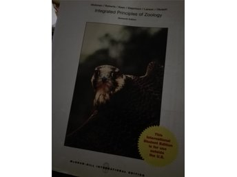 Integrated principles of Zoology sixteenth Edition