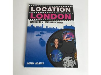 Bok, location london, Mark Adams, Inbunden, ISBN: 9781843304784