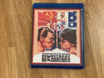 No Retreat No Surrender (Tyskland Import, Engelsk tal)
