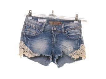 Fashion Jeans, Shorts, Strl: S, Blå
