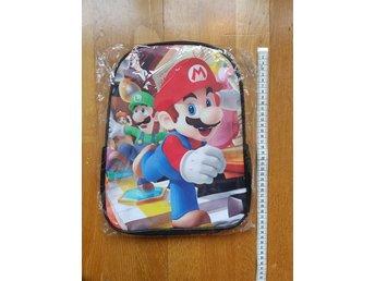 Ryggsäck - Super Mario Bros. (NY - KVAR I FÖRPA.. (335162391) ᐈ Köp ... cf38dc75bacd5