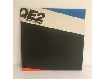 Mike Oldfield - QE2   Lp