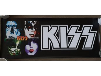 Kiss - Very Best Of Kiss / Poster