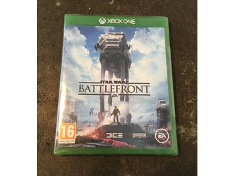 Xbox One - Star Wars Battlefront PAL - Nytt!