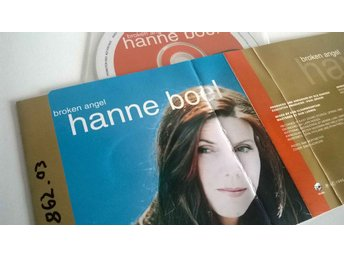 Hanne Boel - Broken angel, single CD