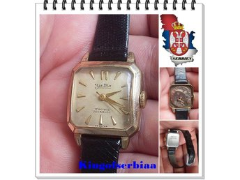 ZENTRA @ Vintage lady watch !!!