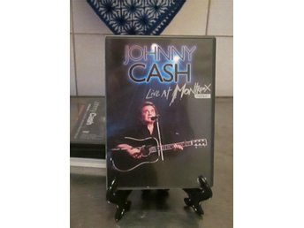 JOHNNY CASH - LIVE AT MONTREAUX 1994 WESTERN, COUNTRY, COWBOY