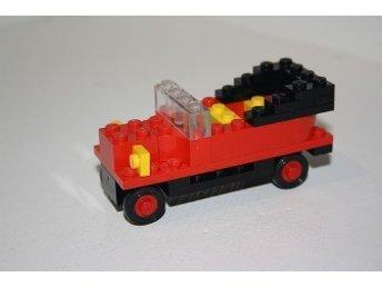 LEGO 610 - Vintage car - 1973 - Skillingaryd - LEGO 610 - Vintage car - 1973 - Skillingaryd