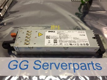 Dell Hot-plug PSU 717W RN442 till Poweredge R610