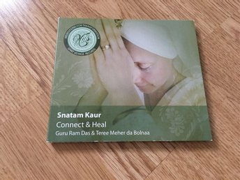 Kundaliniyoga & yoga musik: Snatam Kaur - Connect & Heal, meditation, vol 2
