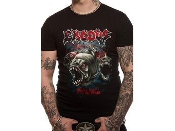 EXODUS - PIRANHA (UNISEX) - Small
