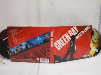 GREE´N DAY - BULLET IN A BIBLE - 2-CD