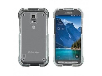 Clear Hard Case Galaxy S5 Active Färg: Transparent