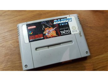 DARIUS TWIN SNES