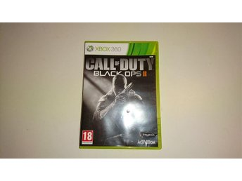 Call of duty Black OPS 2 xbox 360 cod