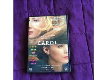 """Superbra film DVD """"Carol"""" med Cate Blanchett och Rooney Mara - Sollentuna - Superbra film DVD """"Carol"""" med Cate Blanchett och Rooney Mara - Sollentuna"""