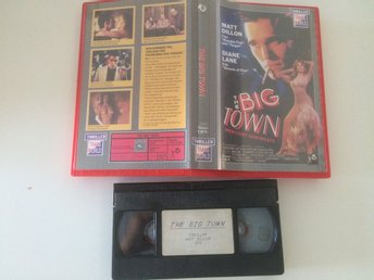 The Big Town (1987) - Transworld