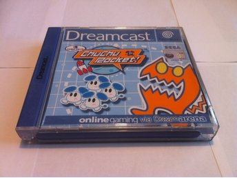 Dreamcast: ChuChu Rocket!