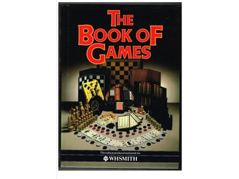 THE BOOK OF GAMES - Peter Arnold (1985)