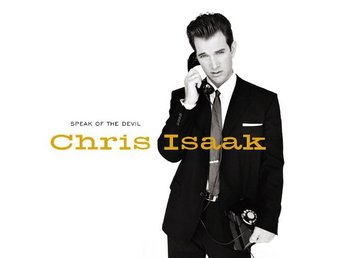 Isaak Chris: Speak of the devil 1998 (CD)