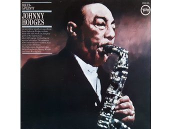 LP – JOHNNY HODGES – VERVE