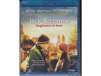 JACK & CONNIE-PHILIP SEYMOUR HOFFMAN-SVENSK TEXT-NY OCH INPLASTAD BLURAY-DISC.