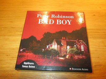 Peter Robinson - Bad Boy