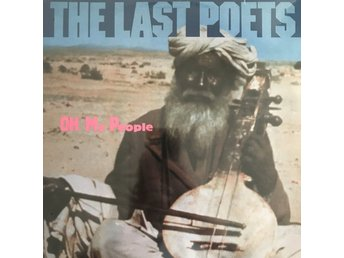 THE LAST POETS - OH MY PEOPLE NY LP