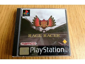 Playstation - Rage Racer
