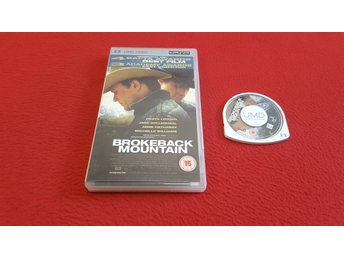 BROKEBACK MOUNTAIN UMD FILM till Sony PSP