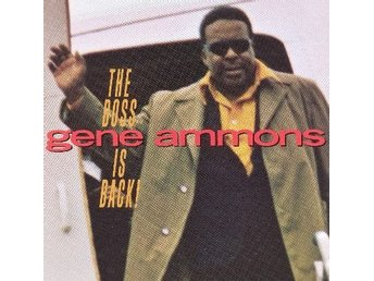 Gene Ammons / Boss is back - 1969
