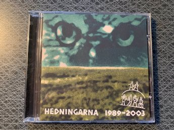 Hedningarna - 1989-2003 - CD - Silence Records