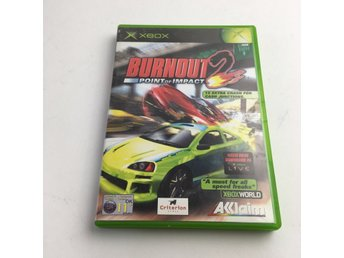 Criterion games, XBOX-Spel, Brunout