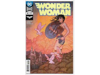 Wonder Woman 5th Series # 42 Variant Cover NM Ny Import