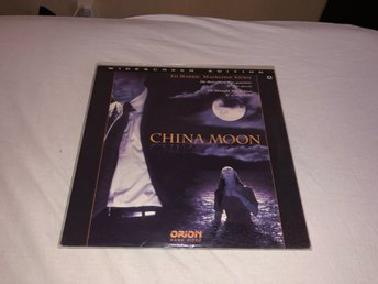 China moon  - Widescreen edition - 1st Laserdisc
