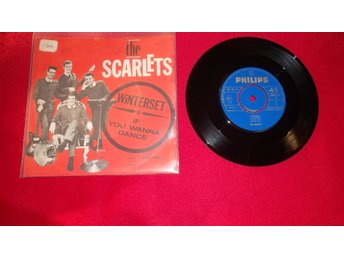 "The Scarlets ""Winterset""  singel"